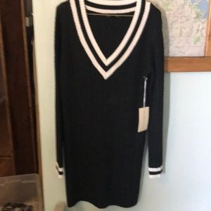 Women's sweater dress. Double Zero.  M